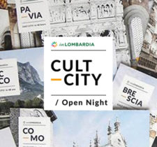 """CULT CITY OPEN NIGHT"" IN LOMBARDIA 