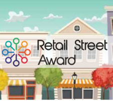 """PREMIO """"RETAIL STREET AWARD"""" – ENTRO IL 28 SETTEMBRE 2017"""