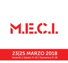 M.E.C.I. – MOSTRA EDILIZIA CIVILE INDUSTRIALE | 23-25 MARZO 2018, LARIOFIERE